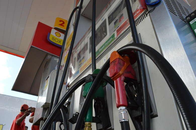 Ao longo da semana o preço do combustível deve ficar ainda mais em conta. - Crédito: Vinicios Araújo/Dourados News