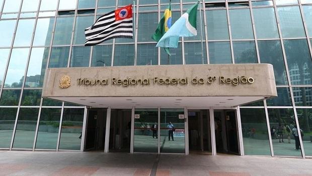 Tribunal Regional Federal da 3ª Região. - Crédito: Divulgação