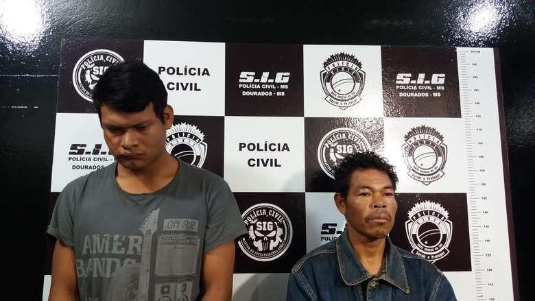 Crime ocorreu na Aldeia Bororó, em Dourados - Crédito: Osvaldo Duarte/Dourados News