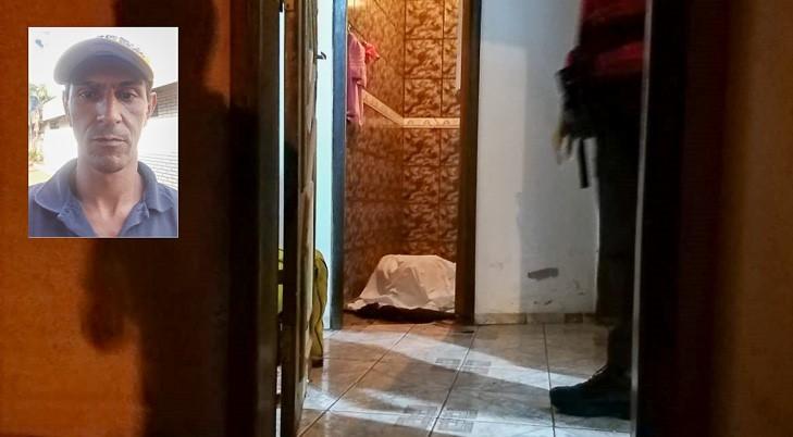 Anderson Martins dos Reis, de 33 anos, morto a tiros na noite desta quarta-feira (12). - Crédito: Aislan Nonato/Ifato