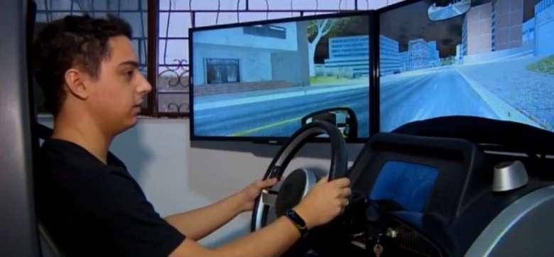 Fim do simulador foi defendido pelo presidente Jair Bolsonaro em fevereiro - Crédito: Reprodução/TV Integração
