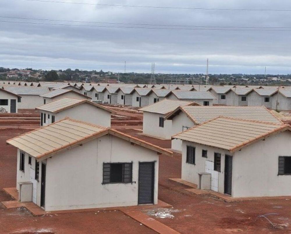 MP investiga irregularidades em casas de programa habitacional em Dourados