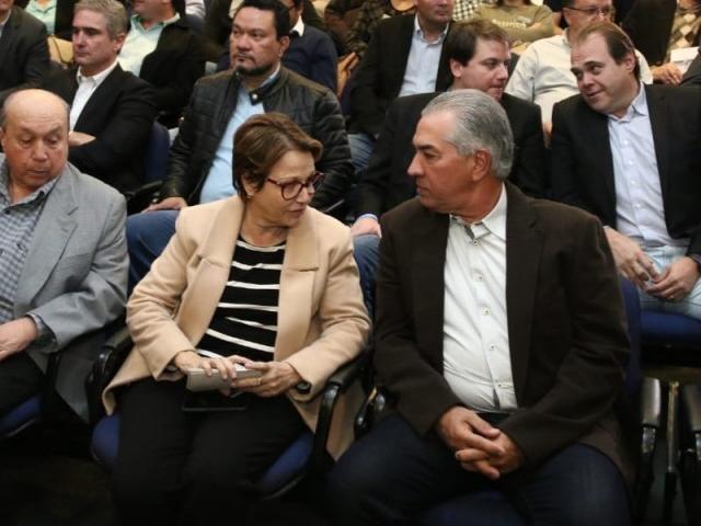 Ministra deve retomar mandato de deputada temporariamente para ajudar na aprovação da reforma, afirma governador. (Foto: Edemir Rodrigues/Subcom)