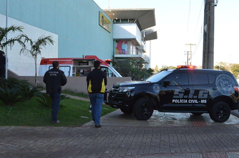 Processo sobre assassinato no cinema agora é sigiloso - Crédito: Gizele Almeida/Dourados News