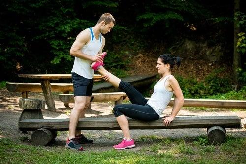 Dica: Como tratar as câimbras musculares rapidamente