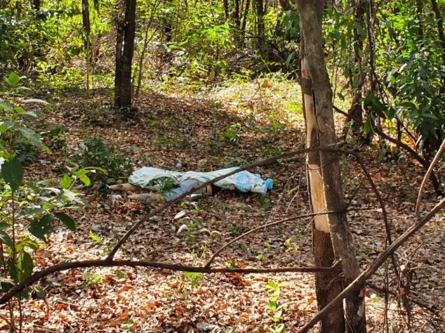 Corpo foi encontrado na Capital - Crédito: Clayton Neves/Campo Grande News