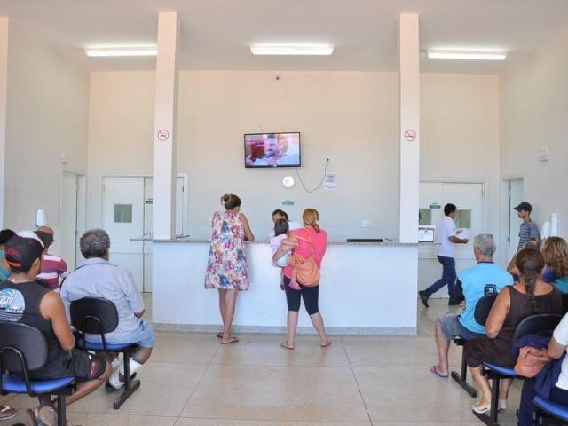 Pacientes aguardam atendimento na UPA de Dourados; suspensão de serviços prejudica população (Foto: Divulgação)