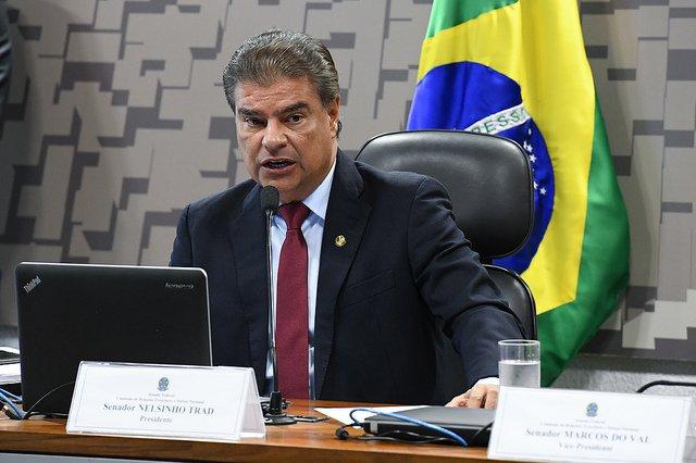 Senador Nelsinho Trad (Marcos Oliveira, Agência Senado)