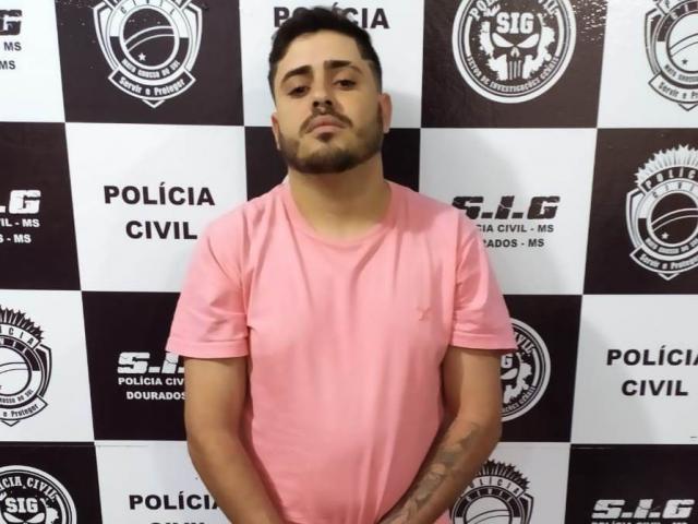 Tio Chico foi preso por policiais civis em esconderijo na Vila Cachoeirinha (Foto: Divulgação)