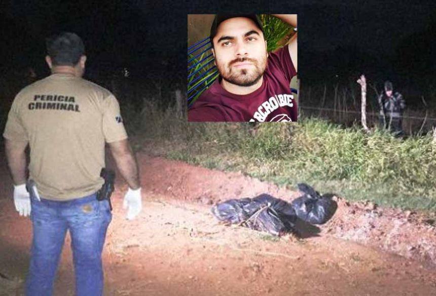 A brutal execução com o selo da máfia indica que o mesmo teria sido executado em um ajuste de contas do crime organizado. Foto: Porã News