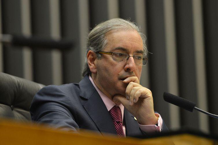 Ex-deputado Eduardo Cunha está preso em Bangu 8, no Rio de Janeiro - Crédito: Arquivo/Agência Brasil
