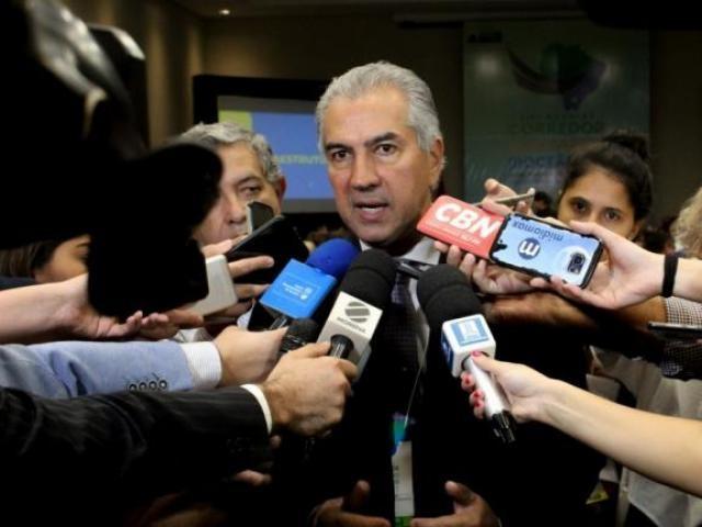 Mudanças propostas vão fortalecer relação entre estados, municípios e União, acredita Reinaldo Azambuja. (Foto: Chico Ribeiro)
