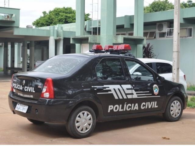 O presos foram levados para a Delegacia de Polícia Civil de Três Lagoas e na sequência levados para a penitenciária da cidade (Foto: divulgação/Polícia Civil)