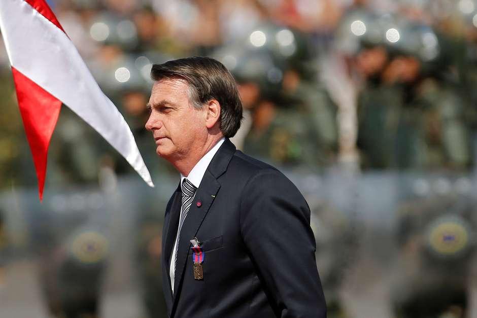 Jair Bolsonaro. Foto: Adriano Machado / Reuters