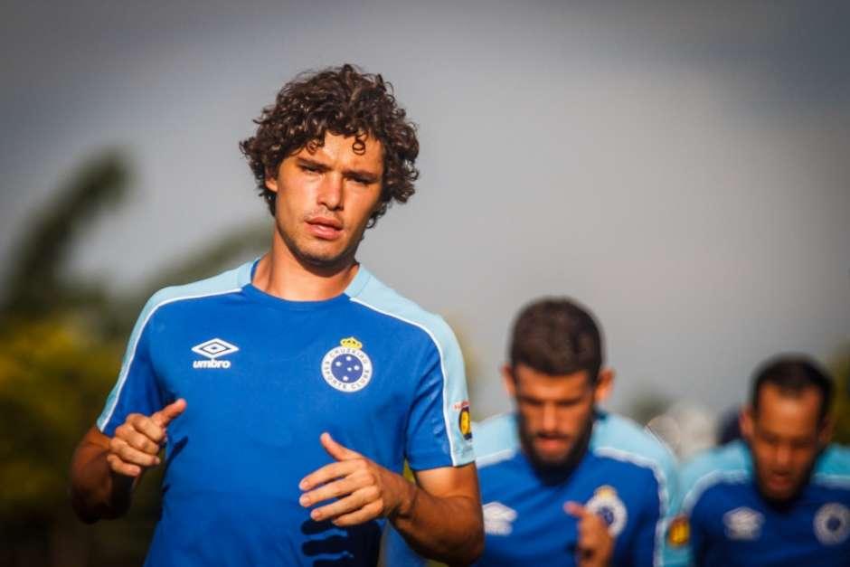 Dodô voltou ser mais utilizado após a saída de Mano Menezes- (Divulgação/Cruzeiro) Foto: Lance!