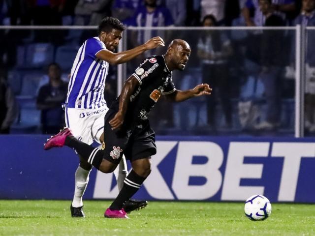 Lande do jogo desta noite. (Foto: Rodrigo Gazzanel/Agência Corinthians)