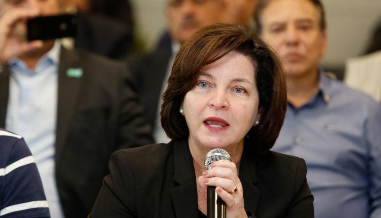 A Procuradora Geral da República, Raquel Dodge (Isac Nóbrega, PGR)