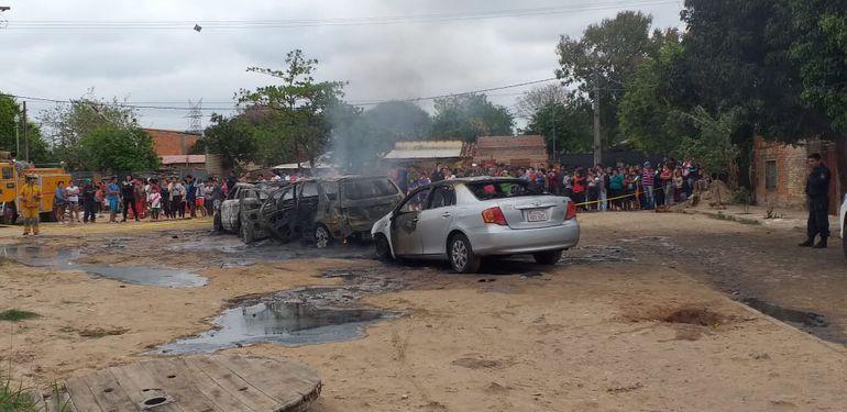 Bandidos tocam o terror para resgatar integrante de facção brasileira preso no Paraguai