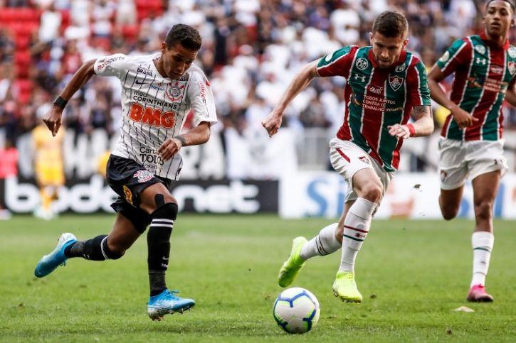 Jogo terminou 1 a 0 para o Fluminense
