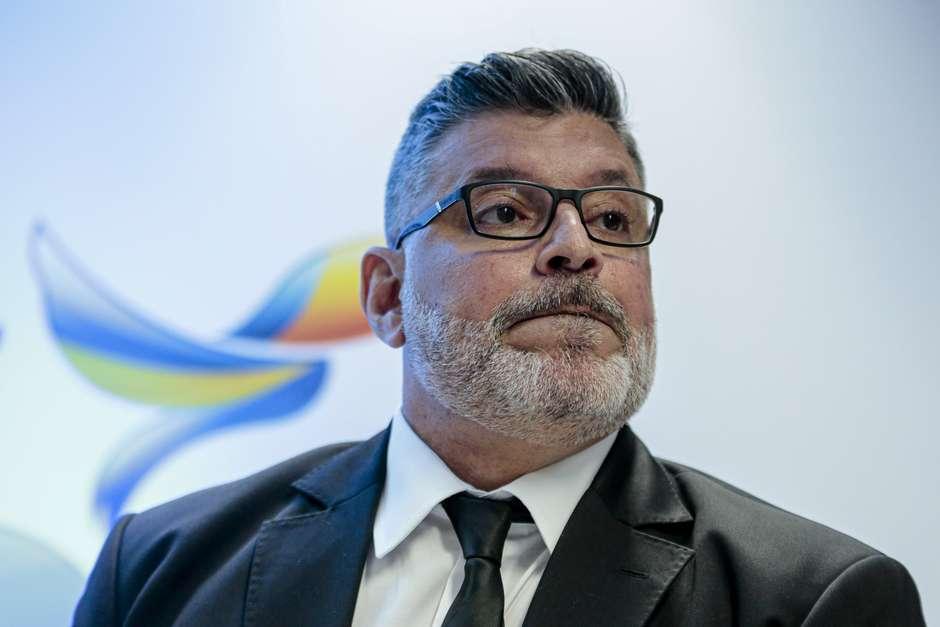 Alexandre Frota se filia ao PSDB. Foto: Suamy Beydoun / Agif / Estadão Conteúdo