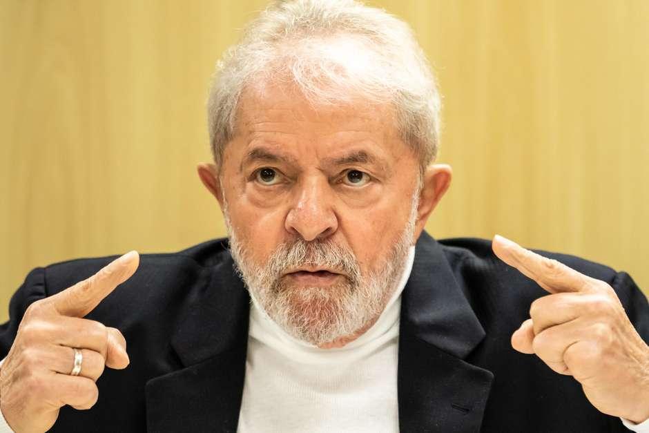 Lula cumpre pena em Curitiba. Foto: Theo Marques / FramePhoto / Estadão Conteúdo