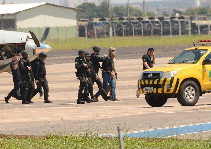 Adélio Bispo está preso em Campo Grande - Foto: Arquivo / Correio do Estado