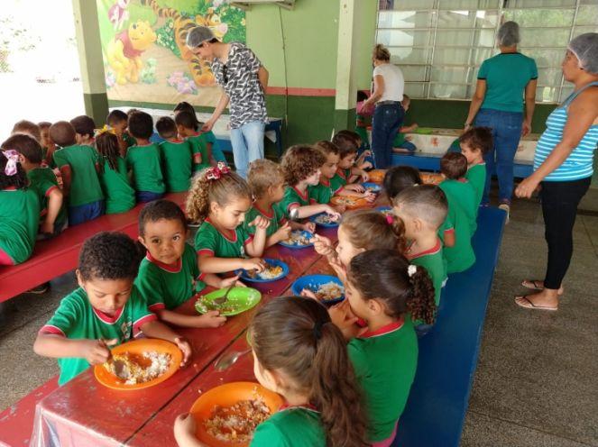 Prefeitura incluirá peixe na merenda (Foto: Divulgação/Prefeitura )