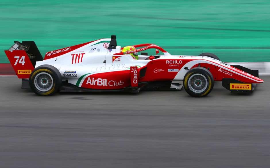 Enzo Fittipaldi volta a correr em Mugello, onde foi campeão da F4 Italiana Foto: Prema Powerteam/RF1 / F1Mania