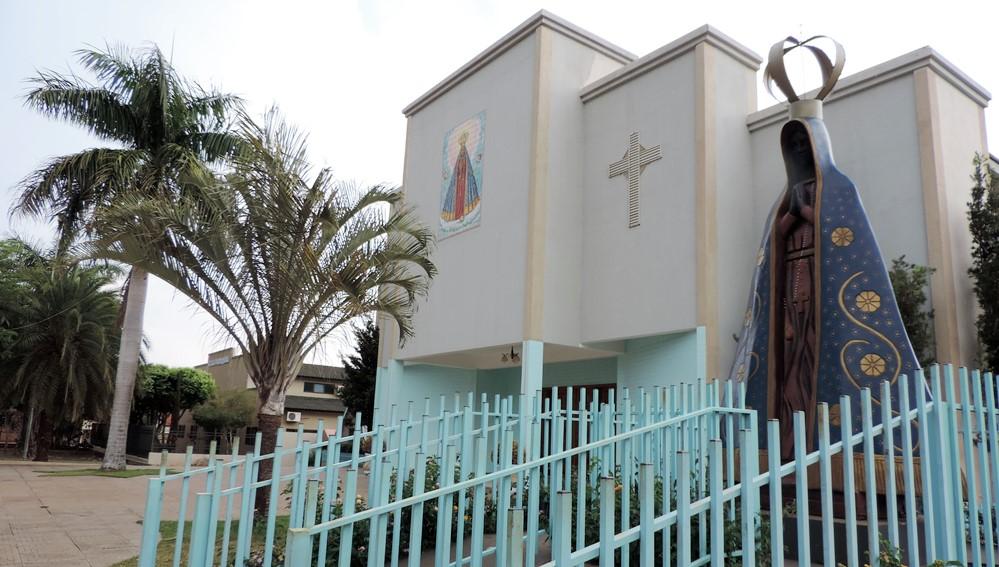 Igreja Matriz inicia novena, parte da programação do 'Mês da Padroeira'