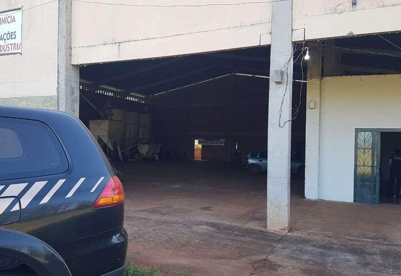 Operação foi desencadeada nesta quarta em MS - Crédito: Divulgação/PF