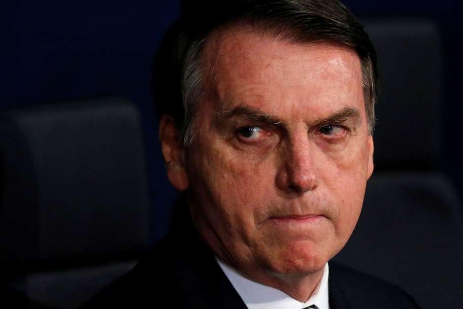 Jair Bolsonaro em Brasília 2/10/2019 REUTERS/Adriano Machado Foto: Reuters