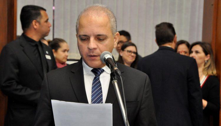 Deputado Coronel David votou contra aumento das taxas (Luciana Nassar, ALMS)