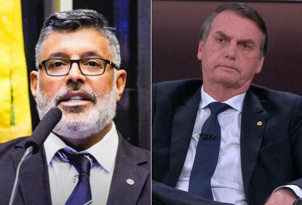 Alexandre Frota partiu para o ataque contra Jair Bolsonaro (Imagens: Reprodução / Instagram – G1)
