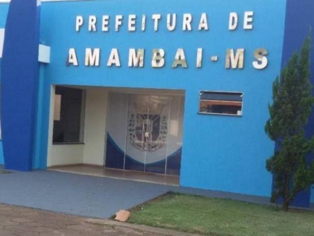 Prefeitura de Amambai está com edital aberto de concurso público com vária oportunidades (Foto: A Gazeta Conesul)