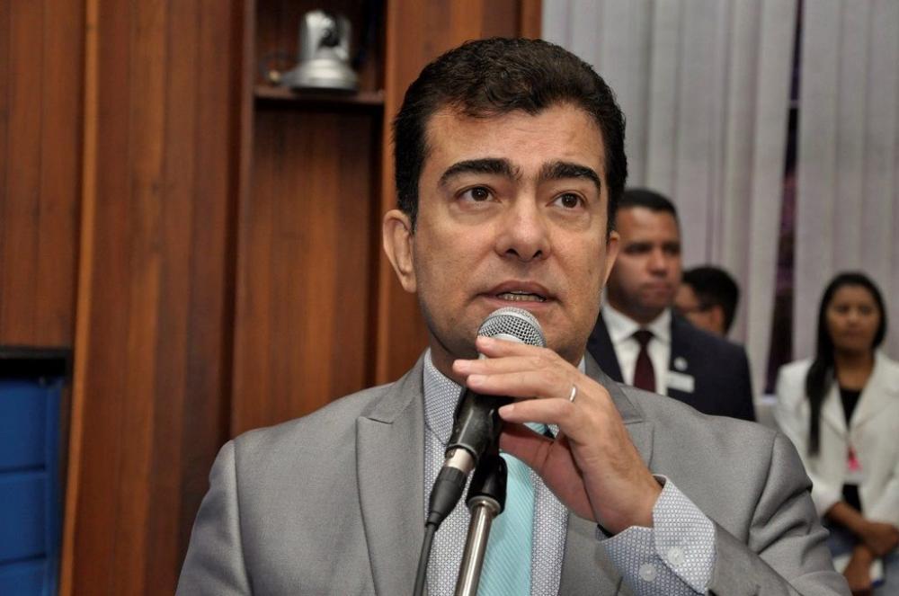 Deputado Marçal diz que parcerias podem otimizar o gasto público (Foto: Luciana Nassar)