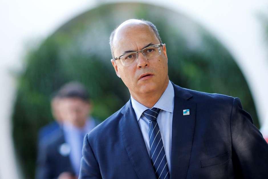 Wilson Witzel, governador do Rio de Janeiro Foto: Adriano Machado / Reuters