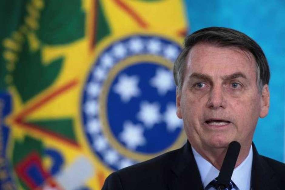 Bolsonaro foi citado por porteiro no caso Marielle, mas MP desmentiu o depoimento Foto: ANSA / Ansa - Brasil