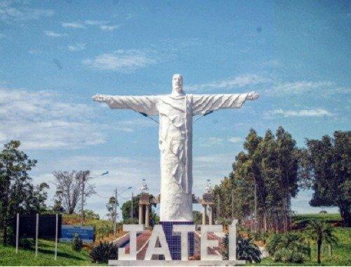Município de Jateí é um dos 5 de MS com população inferior a 5 mil habitantes Foto: prefeitura de Jateí