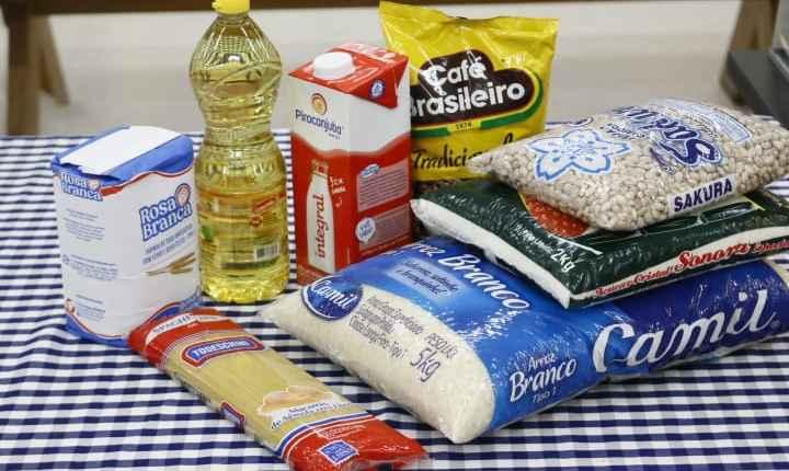 Itens básicos de uma cesta básica chega a custa R$ 58,89 no supermercado   Foto: Minamar Júnior, Midiamax