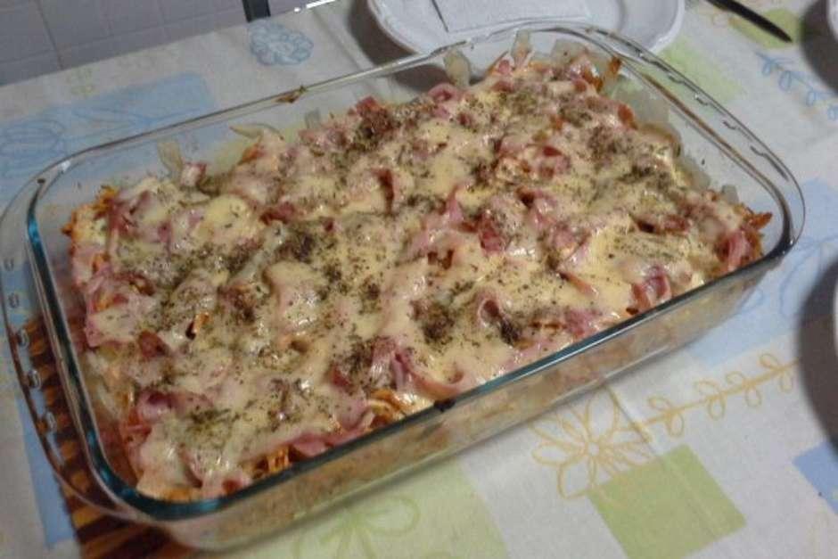 Batata de forno com frango Foto: TudoGostoso/Cassiano Campes / TudoGostoso