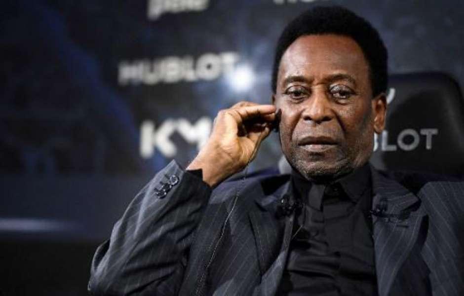 Pelé apontou o melhor defensor que já enfrentou (Foto: Franck Fife / AFP) Foto: LANCE!