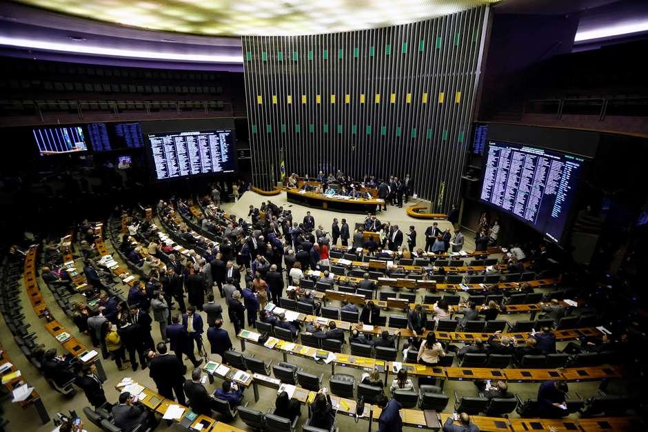 Plenário da Câmara dos Deputados 09/07/2019 REUTERS/Adriano Machado Foto: Reuters