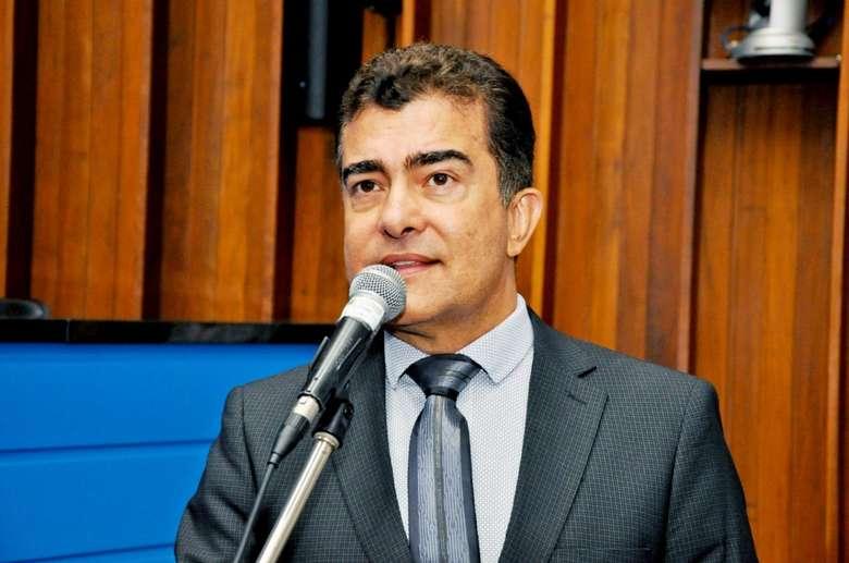 Deputado Marçal deixou claro sua insatisfação com o descaso que a CCR MSVia dispensa ao contribuinte sul-mato-grossense - Crédito: Gildo Tavares