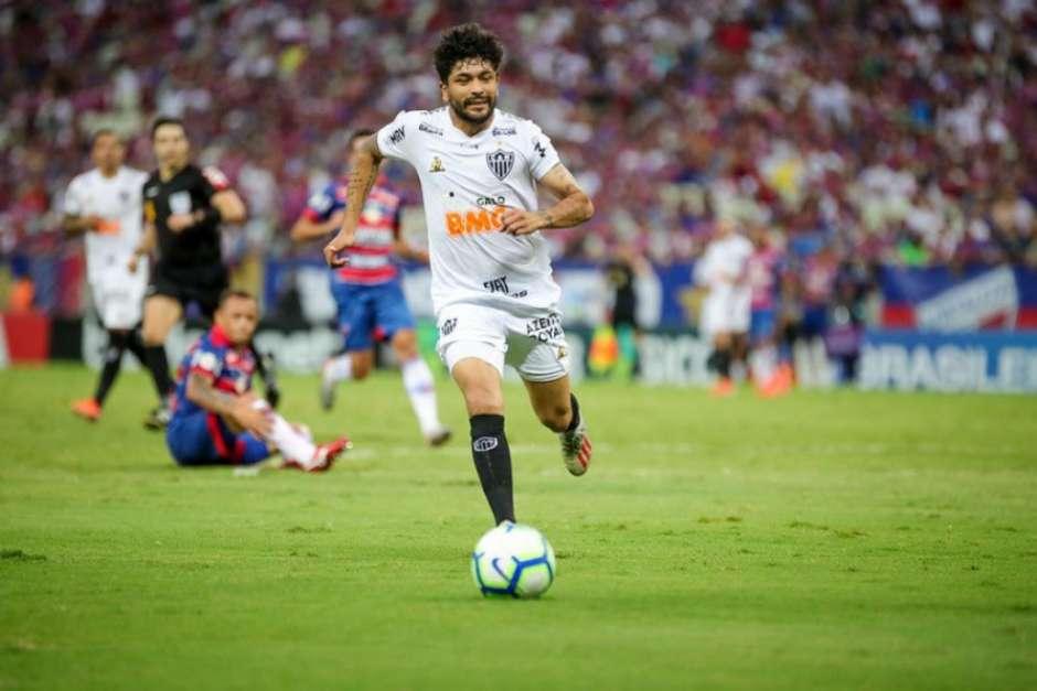 Luan tem seis títulos com a camisa alvinegra, entre eles uma Copa do Brasil e uma Libertadores- (Foto: Bruno Cantini / Atlético) Foto: Lance!
