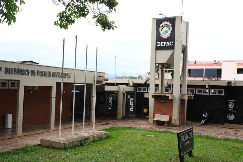 Polícia investiga o caso ocorrido em Dourados - Crédito: Hedio Fazan/Dourados News