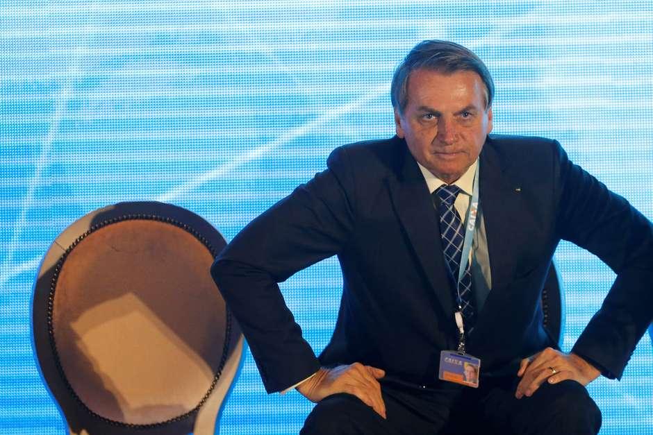 Presidente Jair Bolsonaro durante evento na Caixa, em Brasília 02/12/2019 REUTERS/Adriano Machado Foto: Reuters