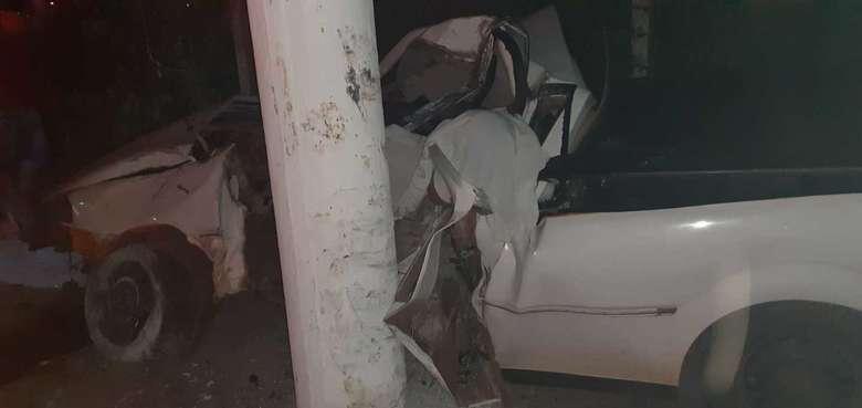 Acidente terminou com morte em Miranda - Crédito: O Pantaneiro
