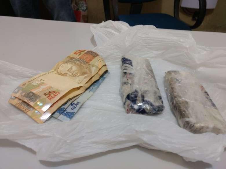 Homem foi preso por tráfico de drogas no semiaberto - Crédito: Osvaldo Duarte/Dourados News