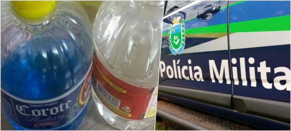 Homem embriagado foi detido na rodoviária após importunar comerciantes e clientes