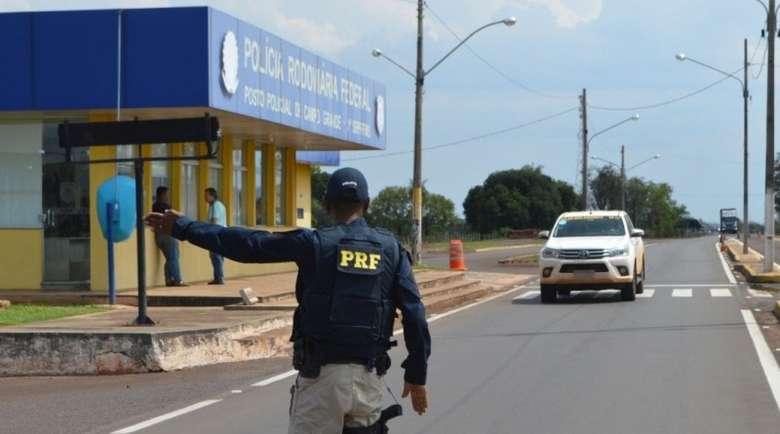 O levantamento remete às fiscalização em 3.652 quilômetros de rodovia federal em MS - Crédito: Divulgação